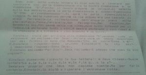 """""""La dimensione D"""" (1993), racconto di Antonio Coletta"""