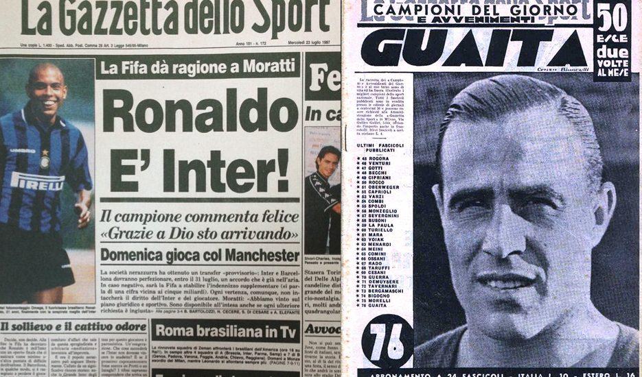 Ronaldo e Guaita