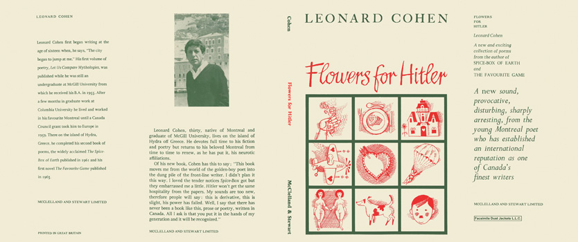 Leonard Cohen - Flowers for Hitler
