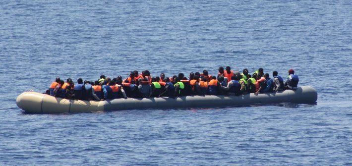 Migranti Mediterraneo