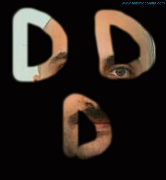 Una foto in 3d